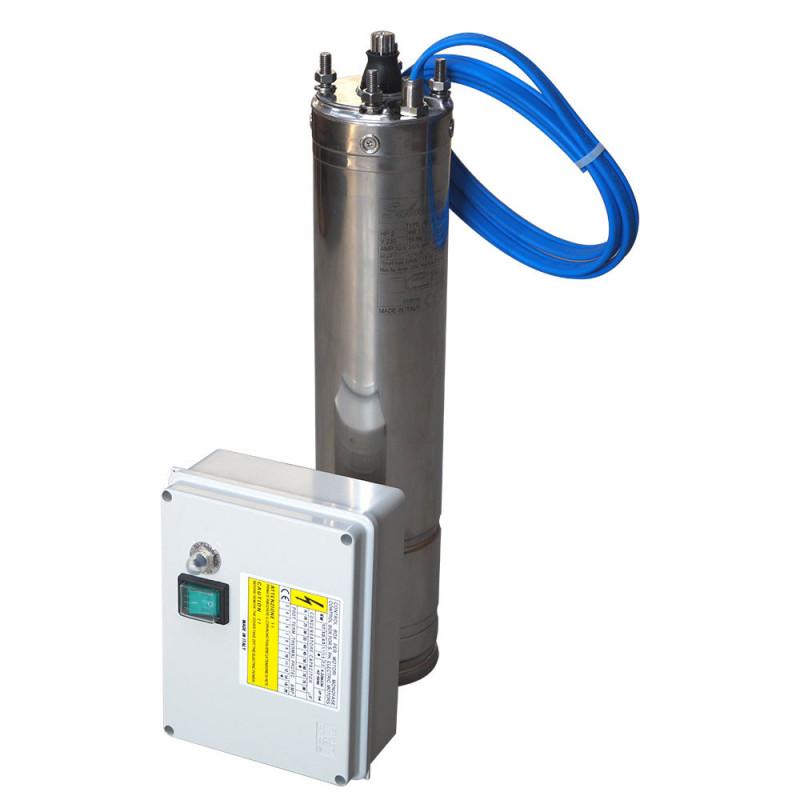 "Pompe immergée 3"" 0.55kW/0.75cv - 230V"
