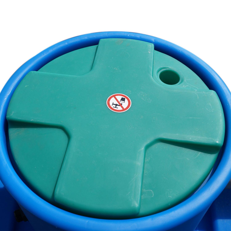Réservoir Cuve eau de pluie PEHD 6500L