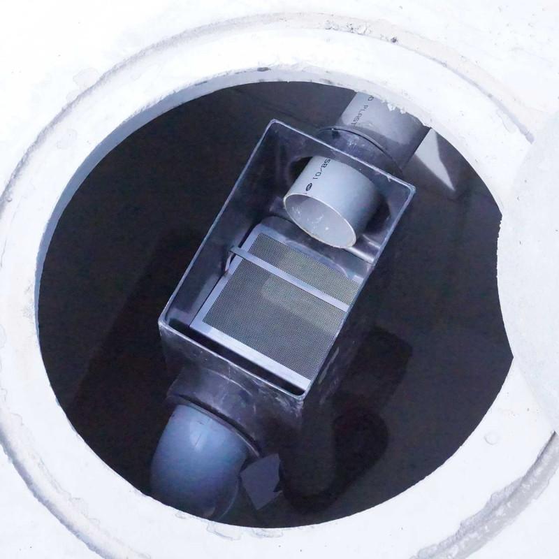Réservoir Eau de pluie BETON 1000L