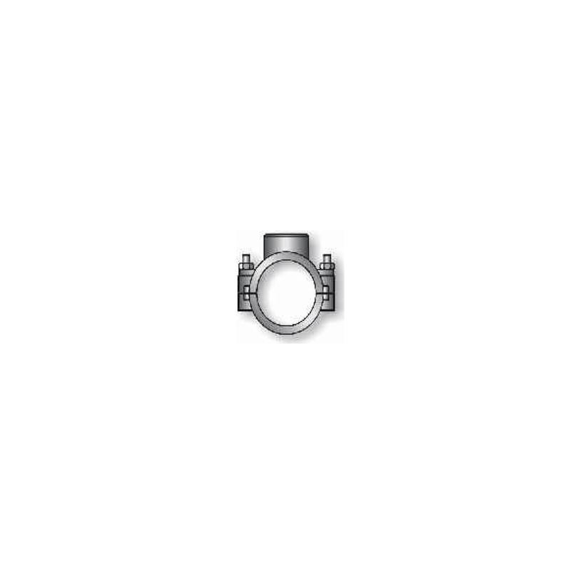 """Colliers de prise en charge 17010 D110x1""""1/4"""