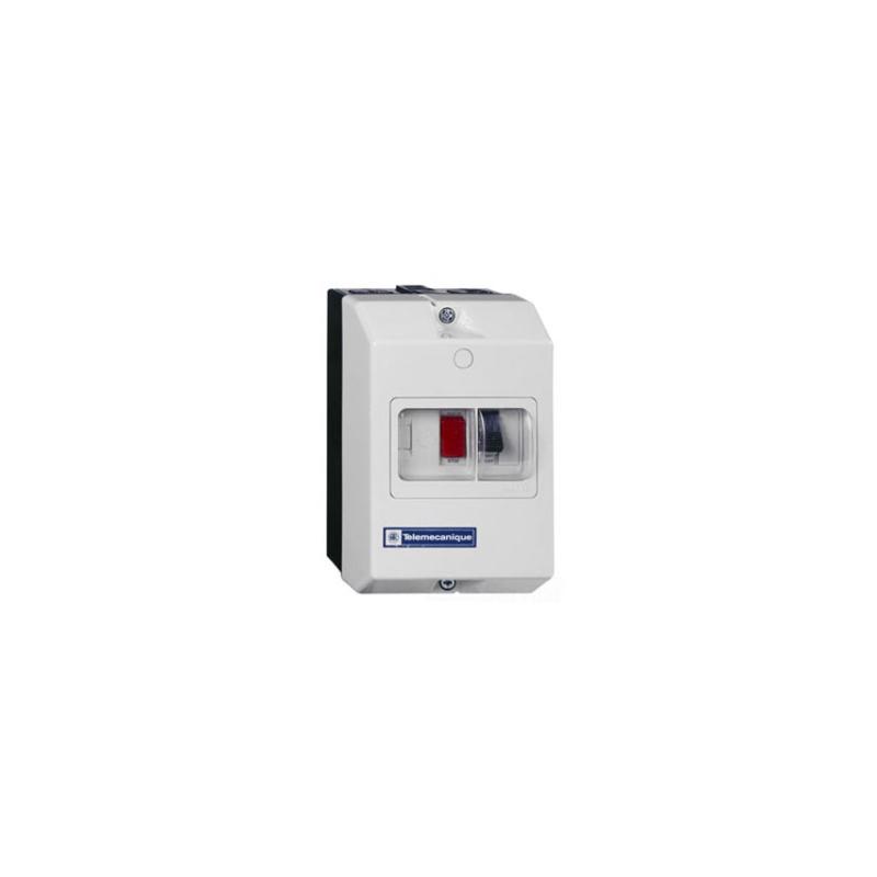 Disjoncteur magnéto-thermique 6A à 10A