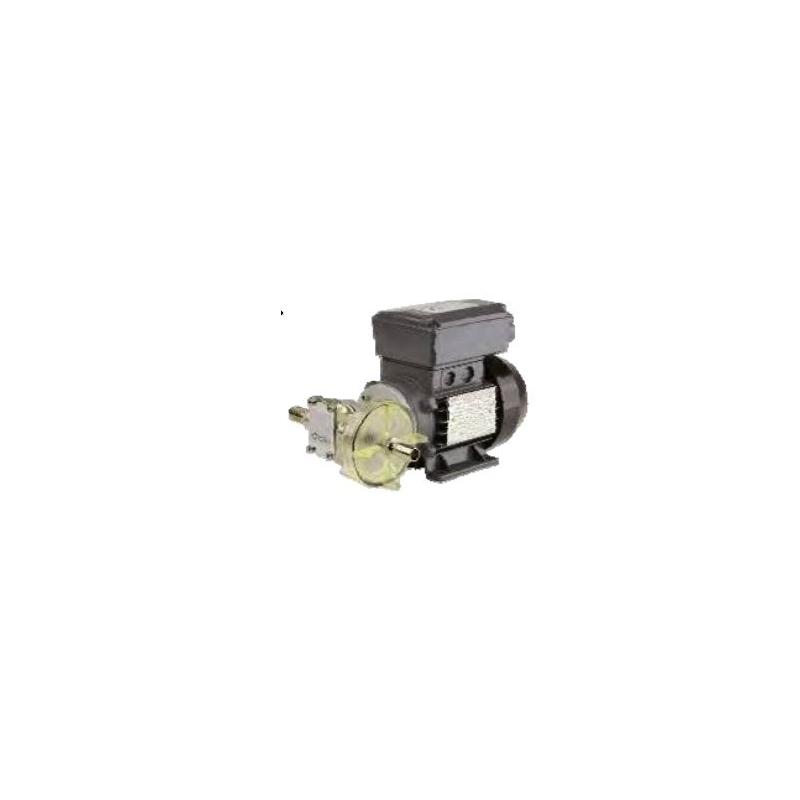 Pompe à engrenage laiton 230V -  0.12Kw