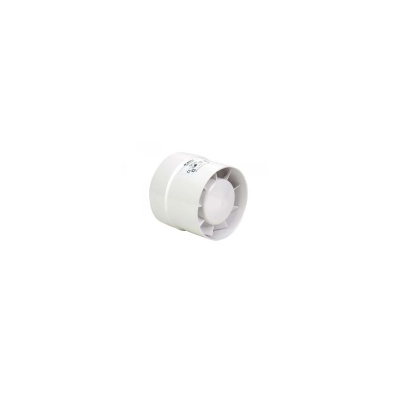 Ventilateur axial de gaine Ø125
