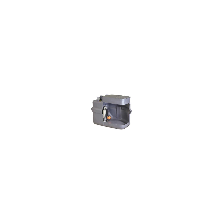 Station de relevage 250L - Pompe 220V - 0.75Kw