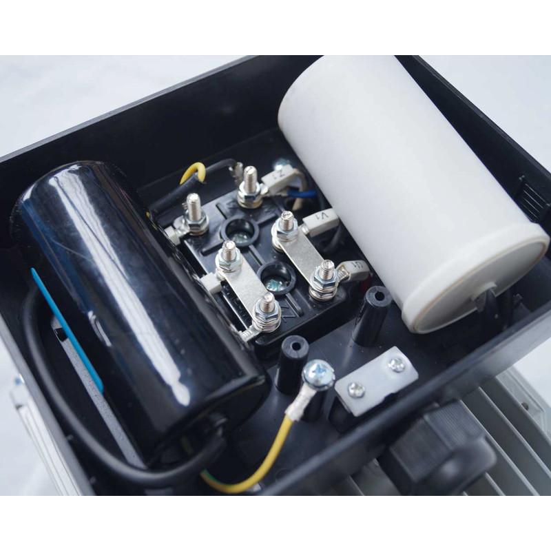 Moteur electrique 220v monophasé 2.2kW, 1500 tr/min, B14