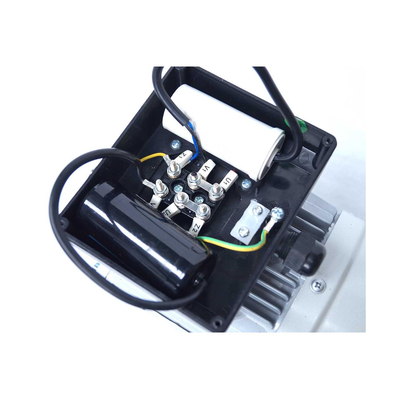Moteur electrique 220v monophasé 1.5kW, 3000 tr/min, B3