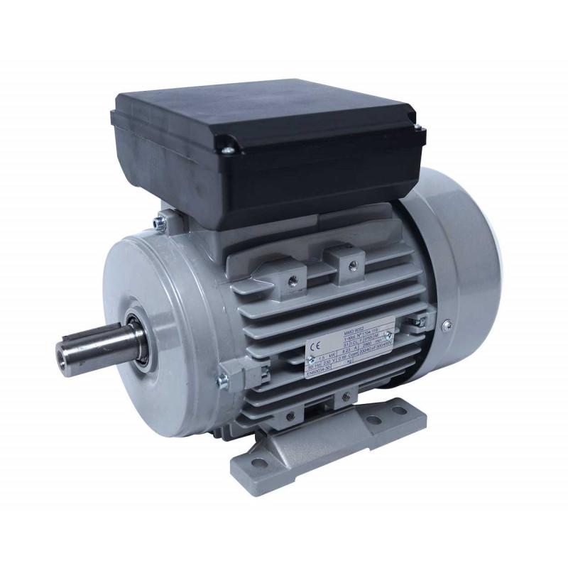 Moteur electrique 220v monophasé 2.2kW, 3000 tr/min, B3