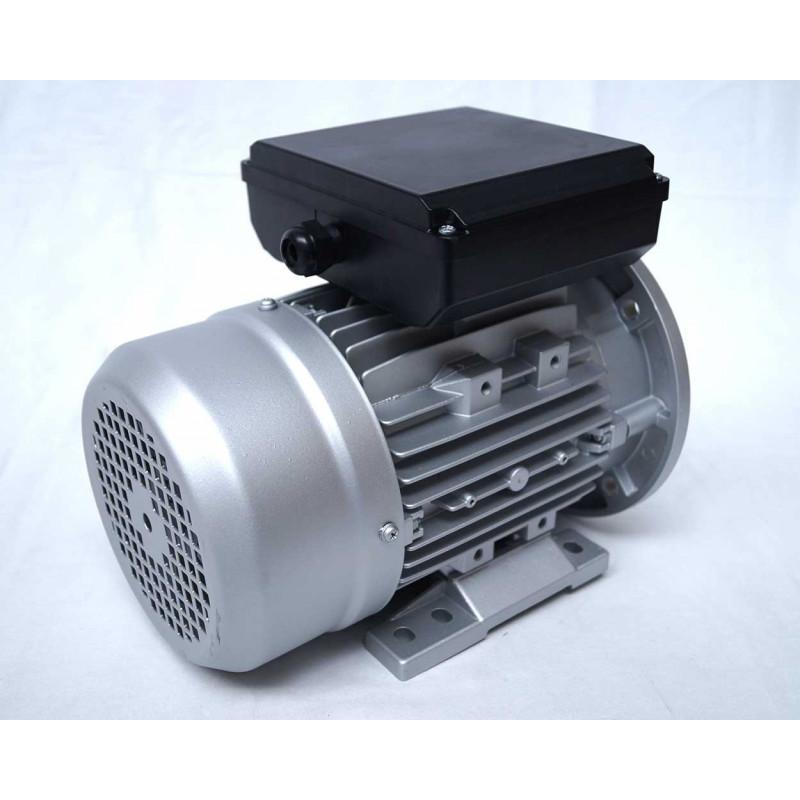 Moteur electrique 220v monophasé 2.2kW, 3000 tr/min, B5