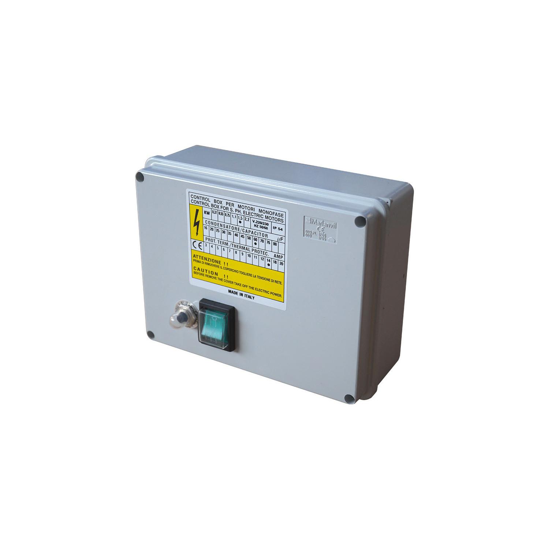 """Pompe immergée monophasée 4"""" 1.5kW/2cv - 230V - gros débit"""