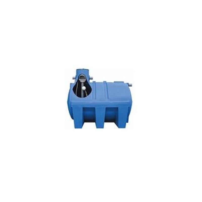 Réservoir Cuve eau de pluie PEHD 13000L