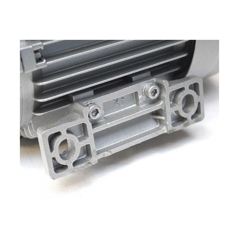 Moteur électrique 230/400V, 0.75Kw, 1500 tr/min