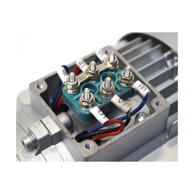 Moteur électrique 230/400V, 3Kw, 1500 tr/mn -B35