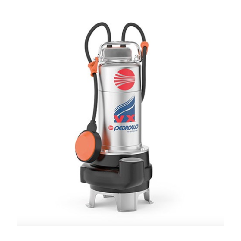 Pompe eau chargée - 0.55Kw - 220V - Vortex