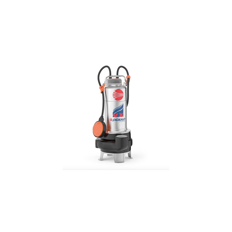 Pompe eau chargée - 0.55Kw - 380V - Vortex