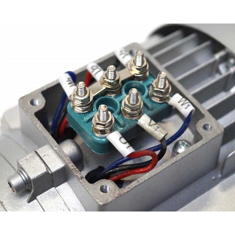Moteur électrique 400/700V, 3Kw, 3000 tr/mn