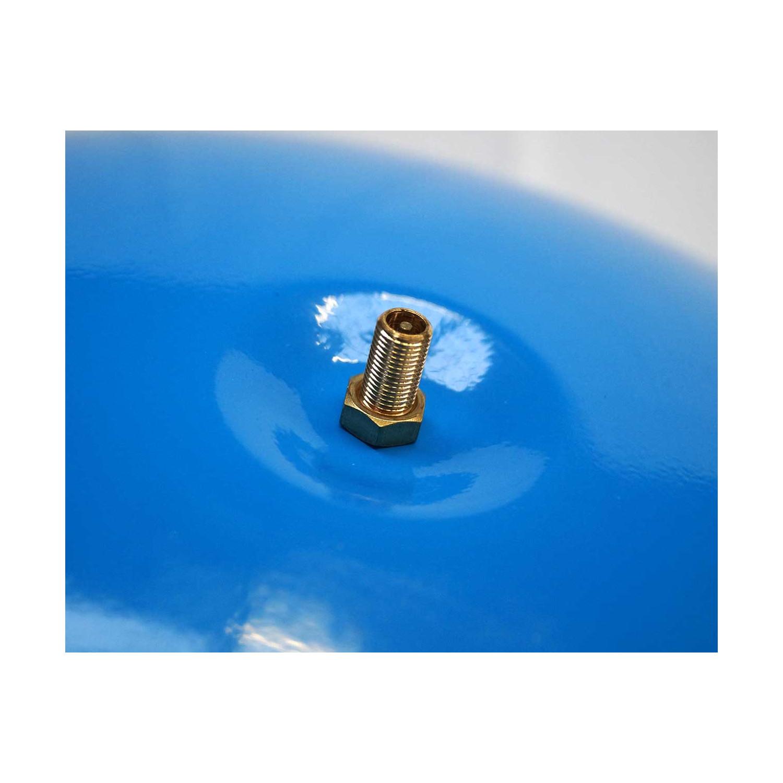 """KIT Reservoir vertical 500 litres-Té réduit  2""""-1""""1/4-2"""" -clapet anti retour 2""""- manomètre-préssostat"""