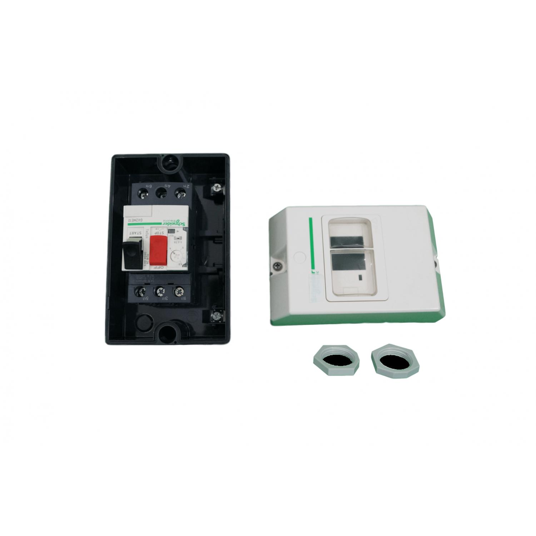 Disjoncteur magnéto-thermique 1A à 1.6A