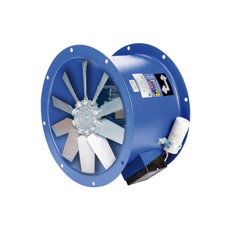 Ventilateurs axiaux tubulaires HMA Ø56T4 1,5
