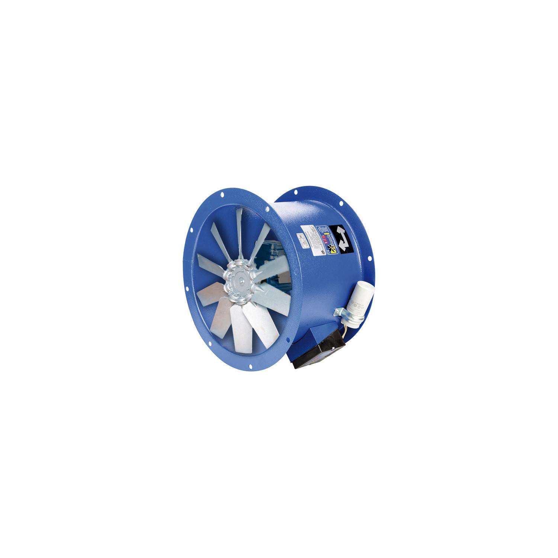 Ventilateurs axiaux tubulaires HMA Ø100T4 20