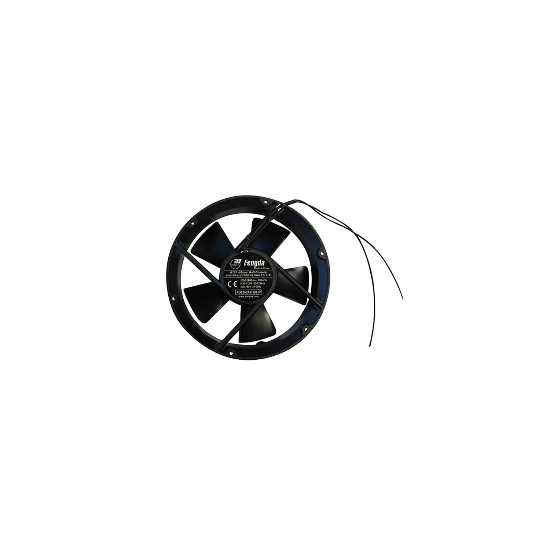 Ventilateur axial silencieux FD Circulaire Ø172