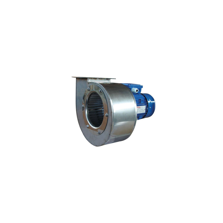 Ventilateur inox pour vapeurs corrosive BA Ø25013T2RRD